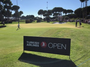 Carya Golf Club hosts the European Tour, Rolex Series - Turkish Airlines Open for the third time.