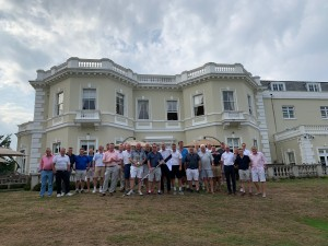 40 players enjoyed the annual LOBB + PARTNERS Golf Day
