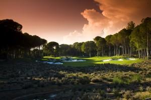 Carya Golf Club ranks highest modern golf course in Turkey