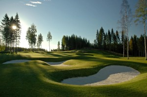 Linna Golf - a truly spectacular setting and amazing clients to work with. Dreams do come true.